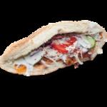 Kebab XXL - obrovský kebab, najväčší v Martine