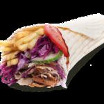 Extrémne chutný twister kebab v Martine