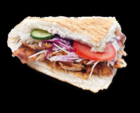 Kebab v pite kebabkingdavid_sk