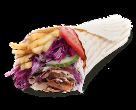 Najlepší kebab twister v Martine_ Kebabkingdavid